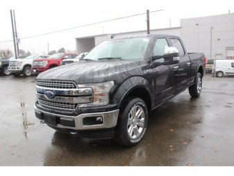 2018 Ford F-150 Lariat 4WD 157WB